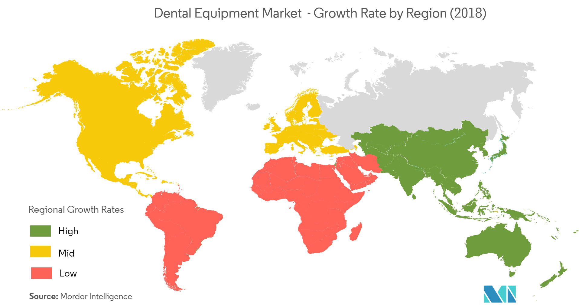 Dental Equipment Market   Growth, Trends, and Forecast (2018-2023)