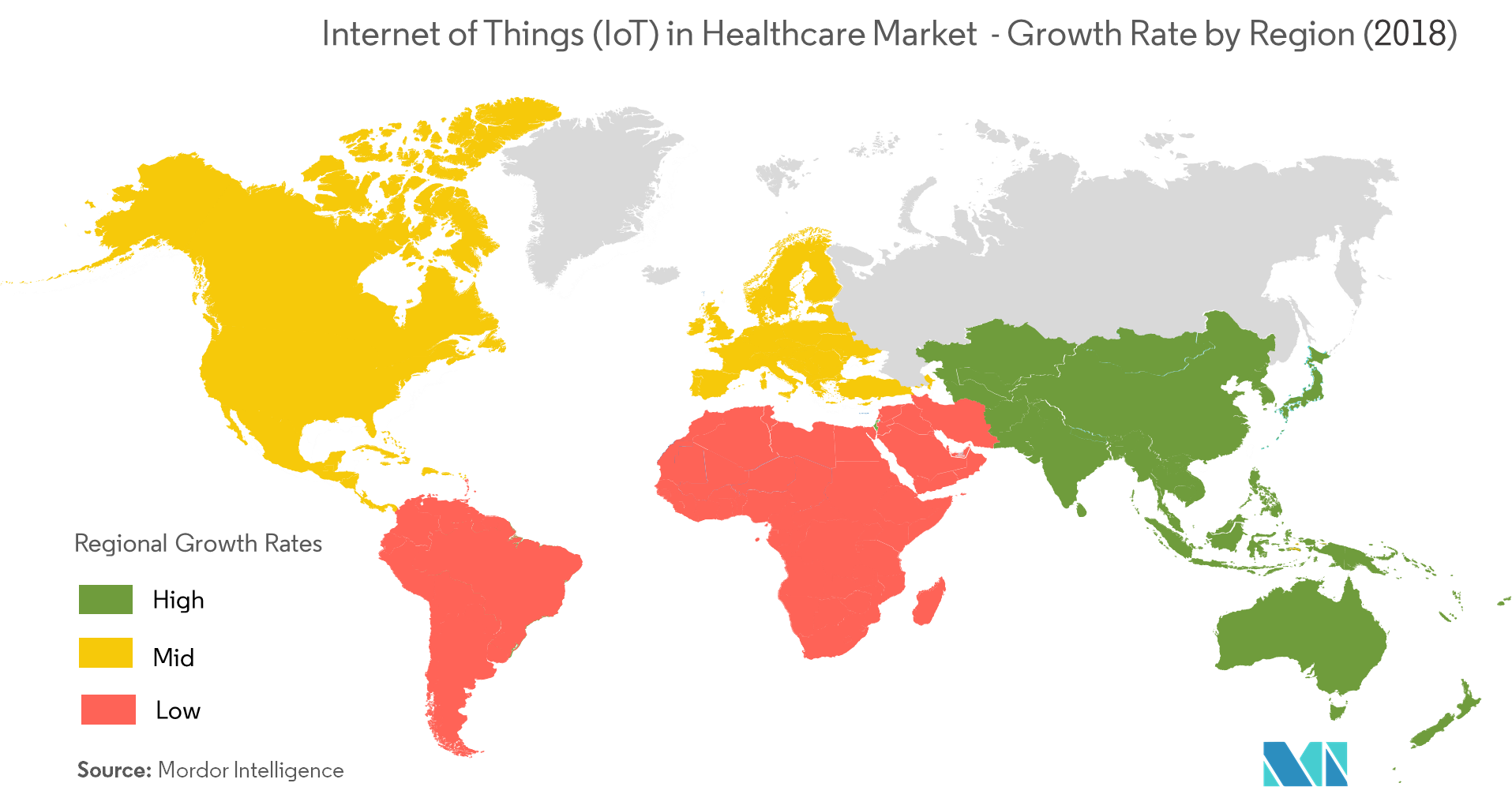 Internet of Things (IoT) in Healthcare Market pic3