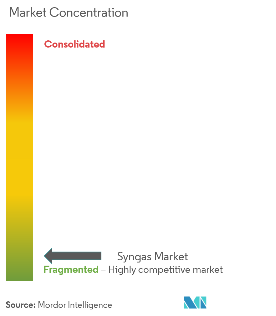 Syngas Market | Growth, Trends, and Forecasts (2019 - 2024)
