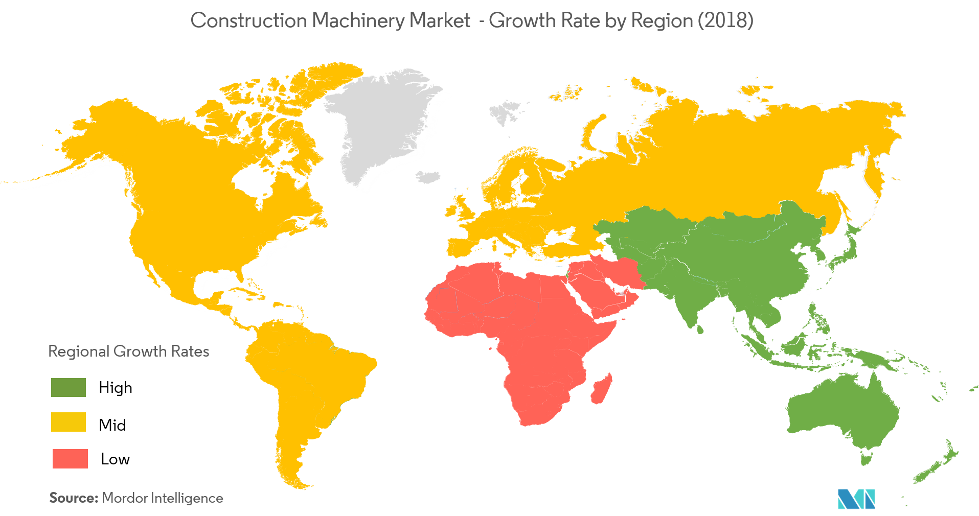 Construction Machinery Market Size, Share, Trends, Companies