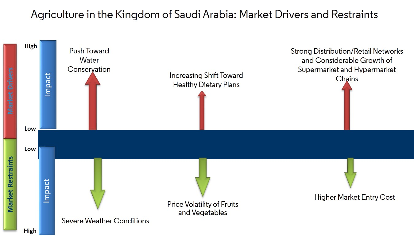Saudi Arabia Agriculture | Growth, Trends and Forecast (2019