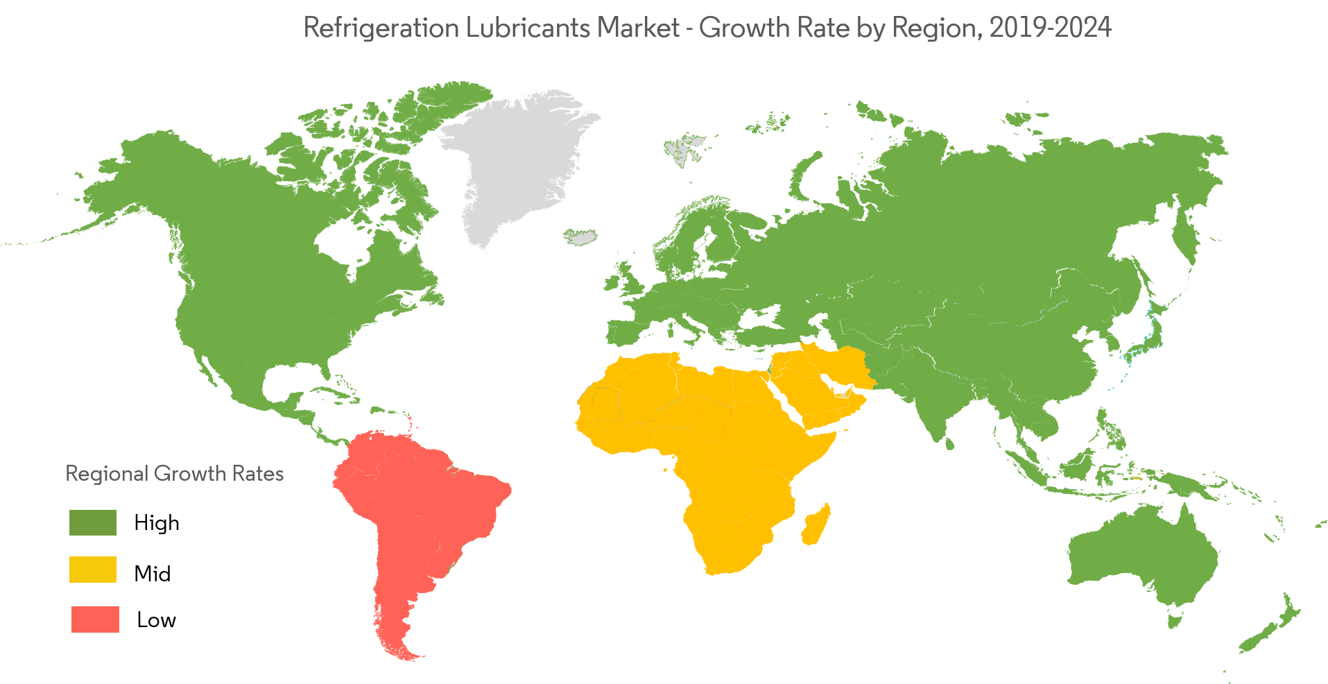 Refrigeration Lubricants Market   Growth, Trends, and Forecast (2019