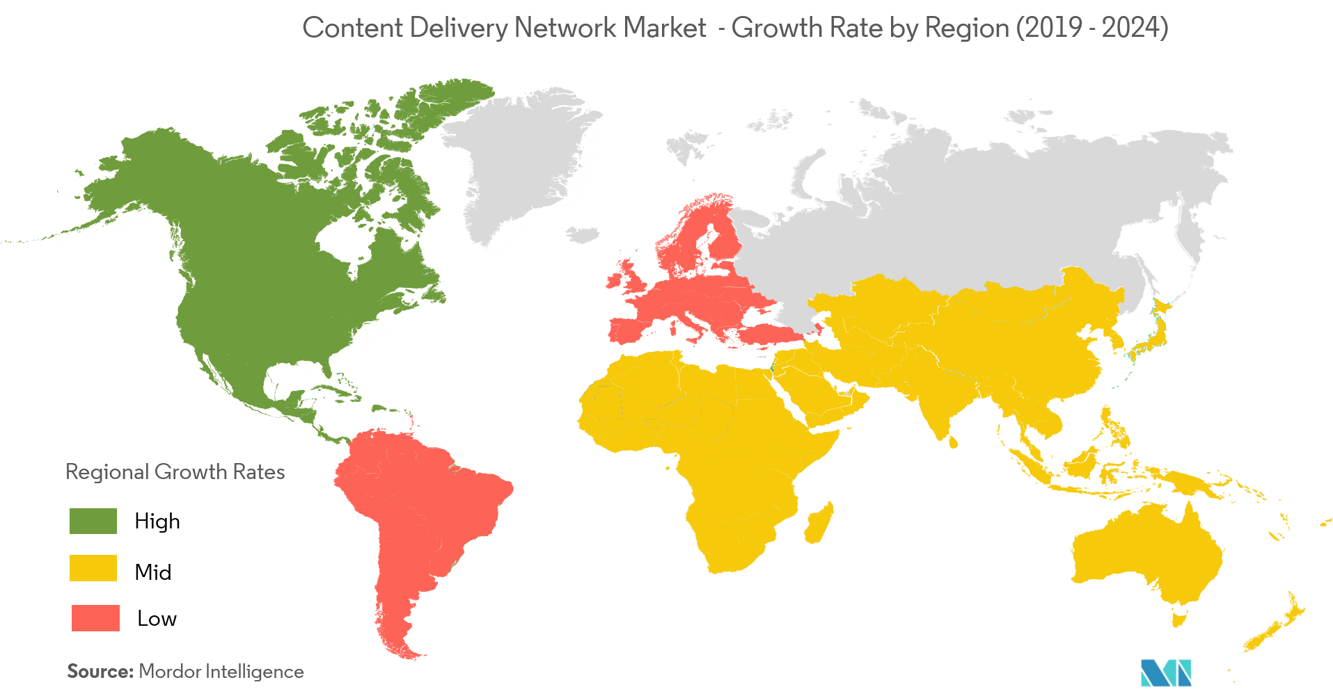 content delivery market