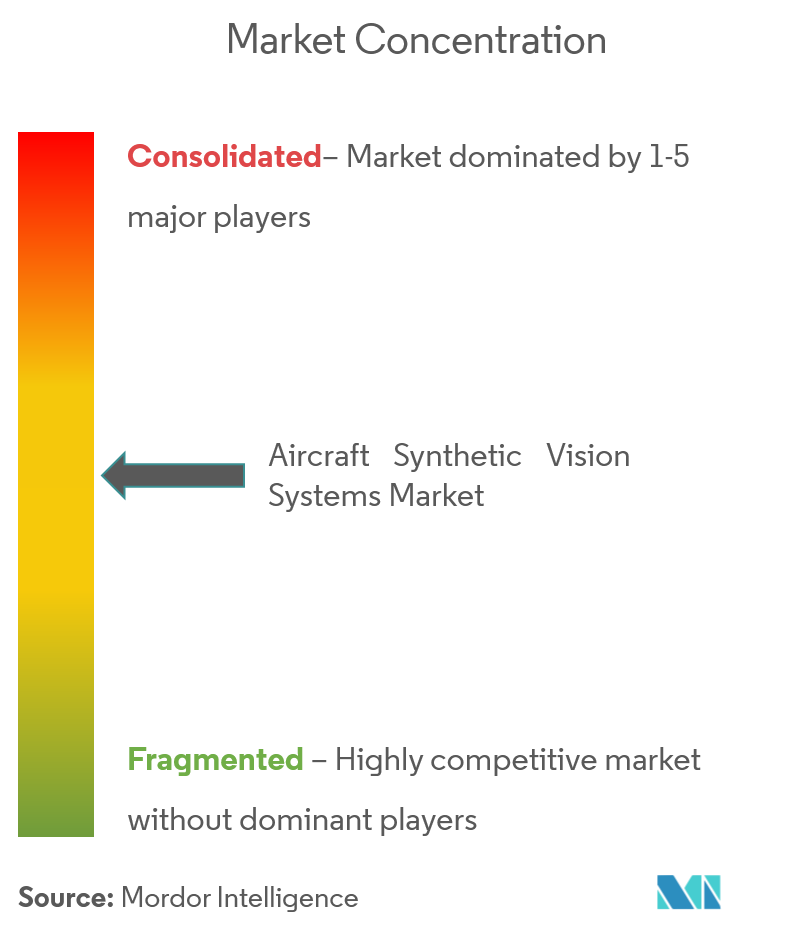 Aircraft Synthetic Vision Systems Market -CL
