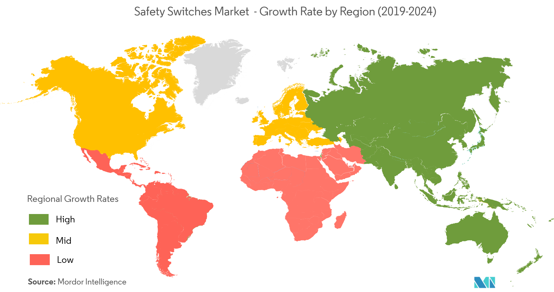 Region Growth_Safety Switches Market