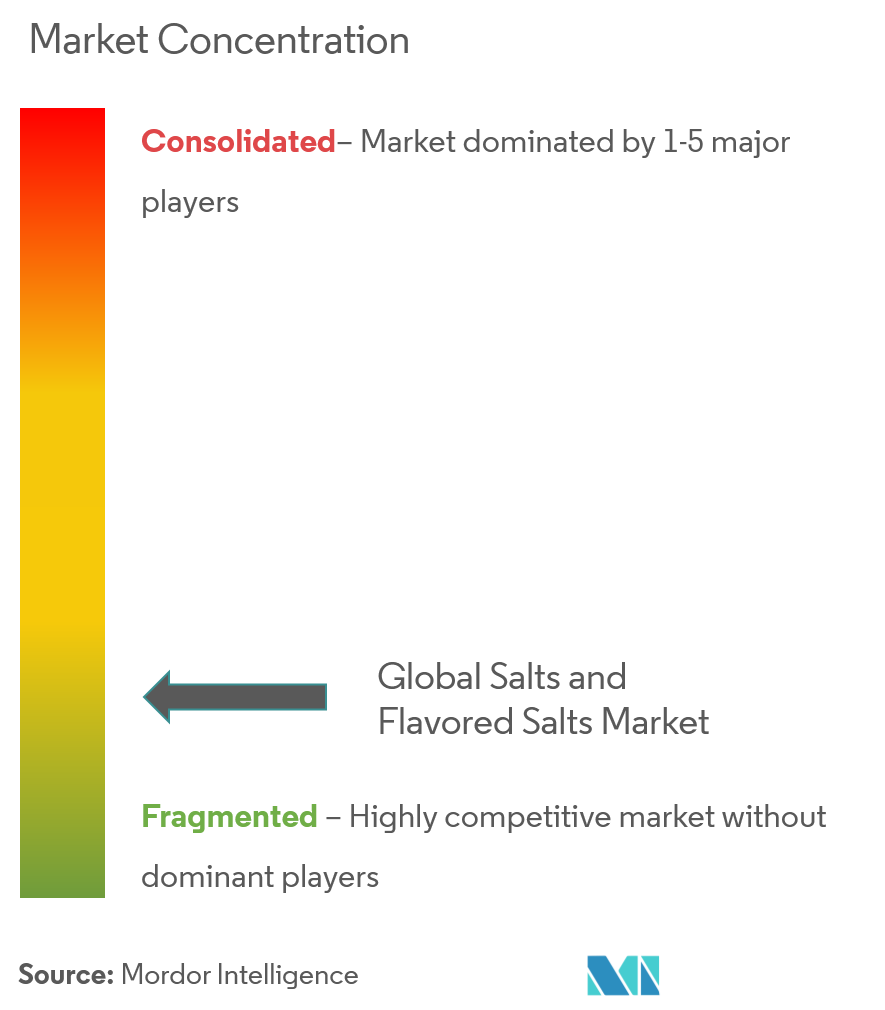 salts and flavored salts market