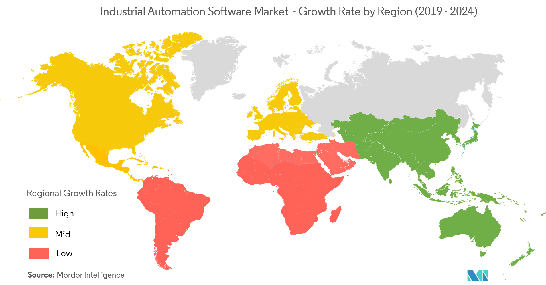 Regional Growth_Industrial Automation software Market