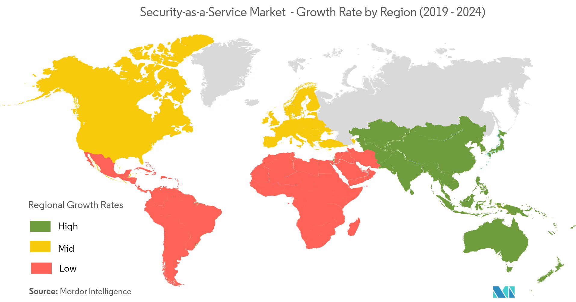 cyber security as a service market
