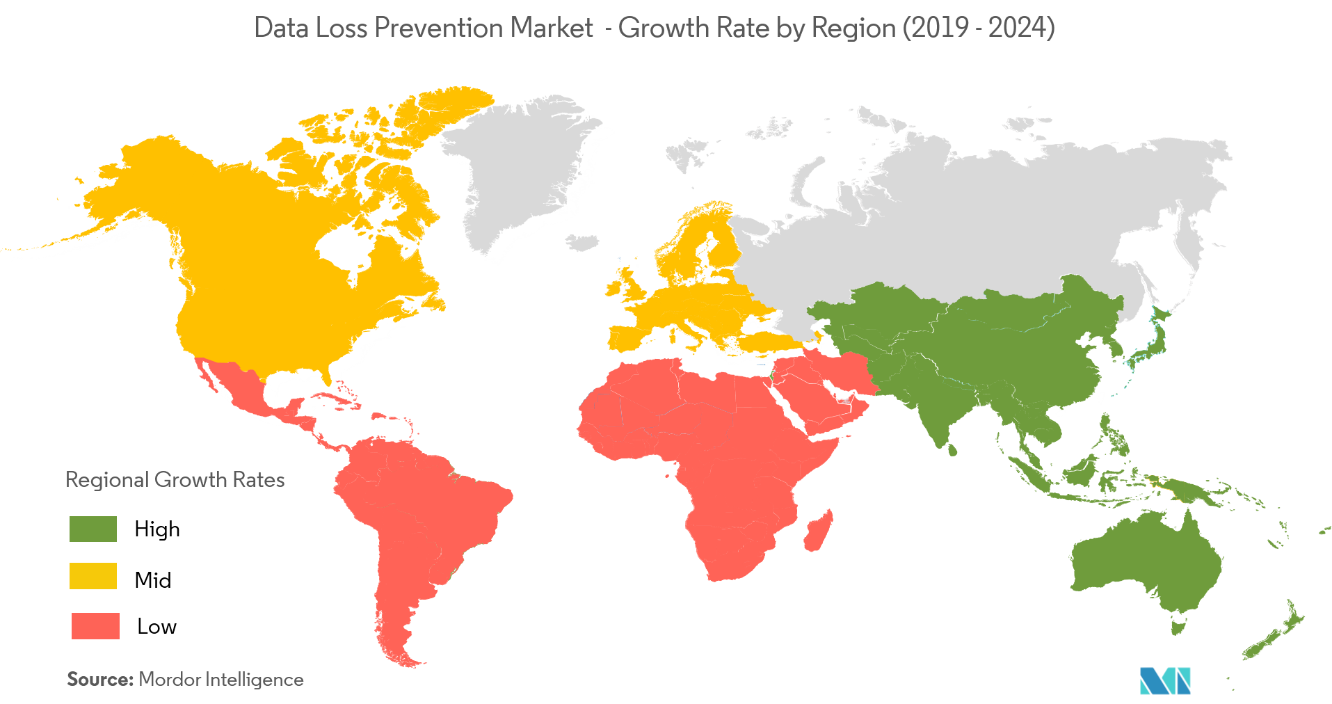 Regional Growth_Data Loss Prevention Market