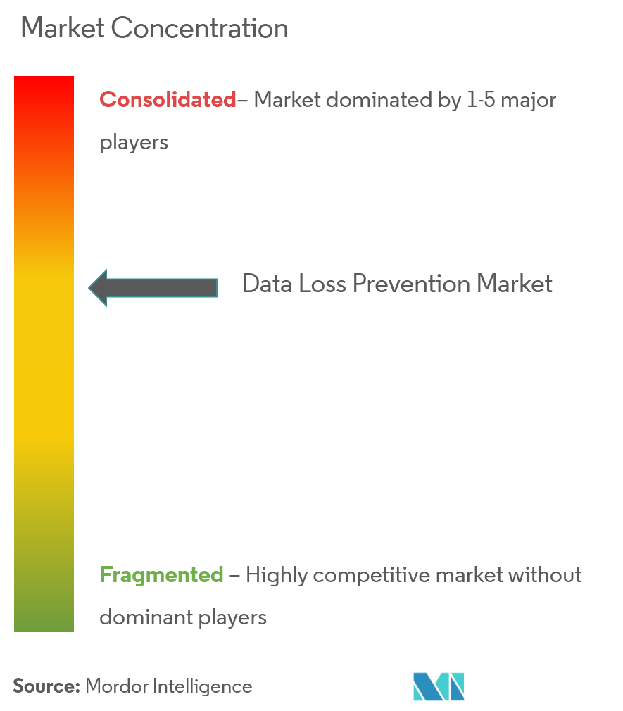 Market Concentration_Data Loss Prevention Market
