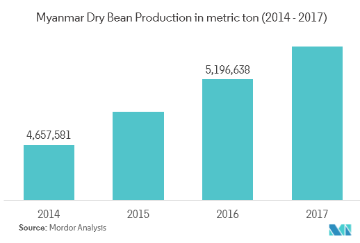 Global Dry Beans Market   Growth, Trends, and Forecast (2019