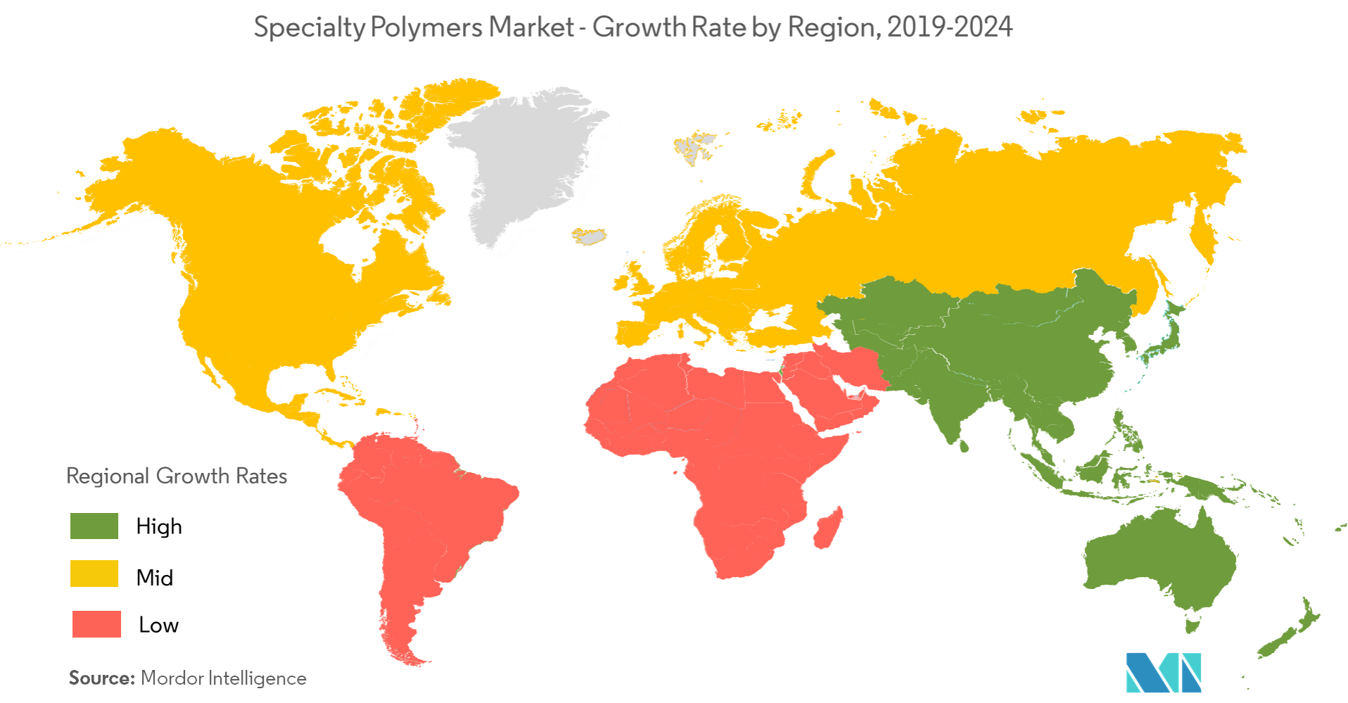 Specialty Polymers Market - region