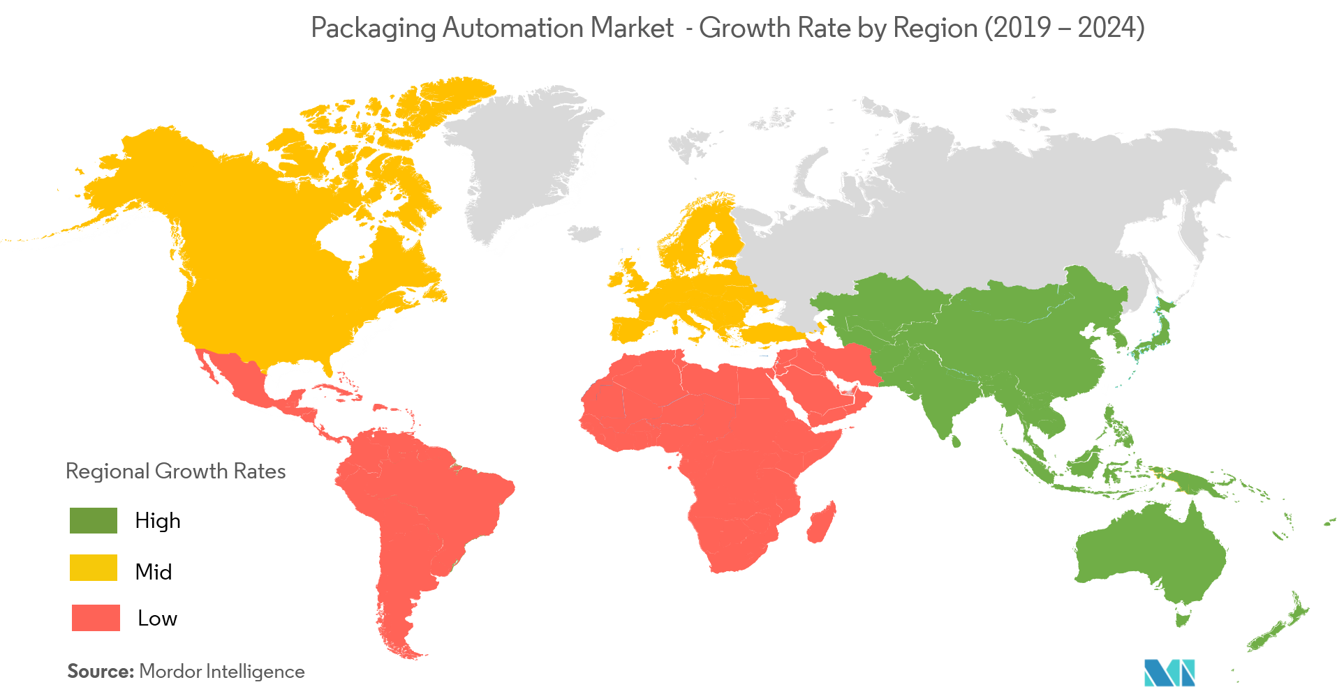 Regional Growth_Packaging Automation Market