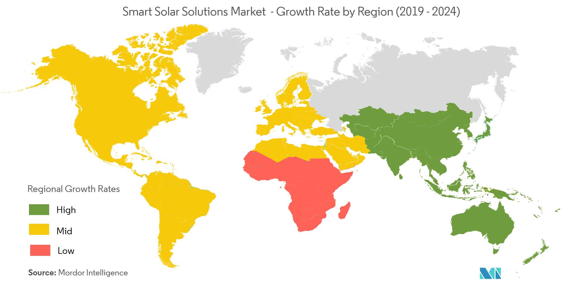 Smart Solar Solutions Market Growth Rate