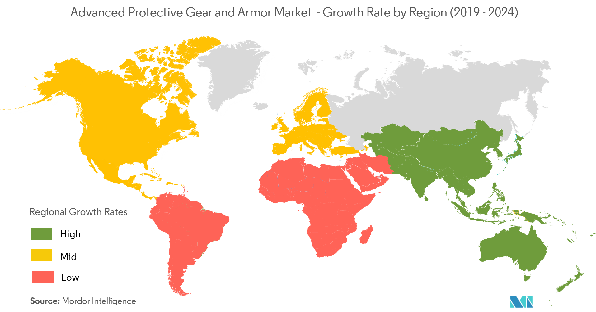 advanced protective gear and armour market