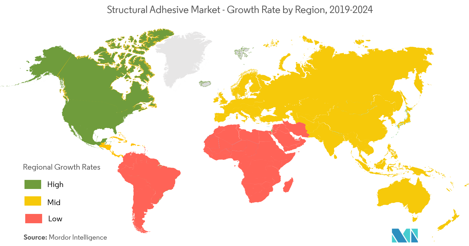 Regional - Structural Adhesive Market
