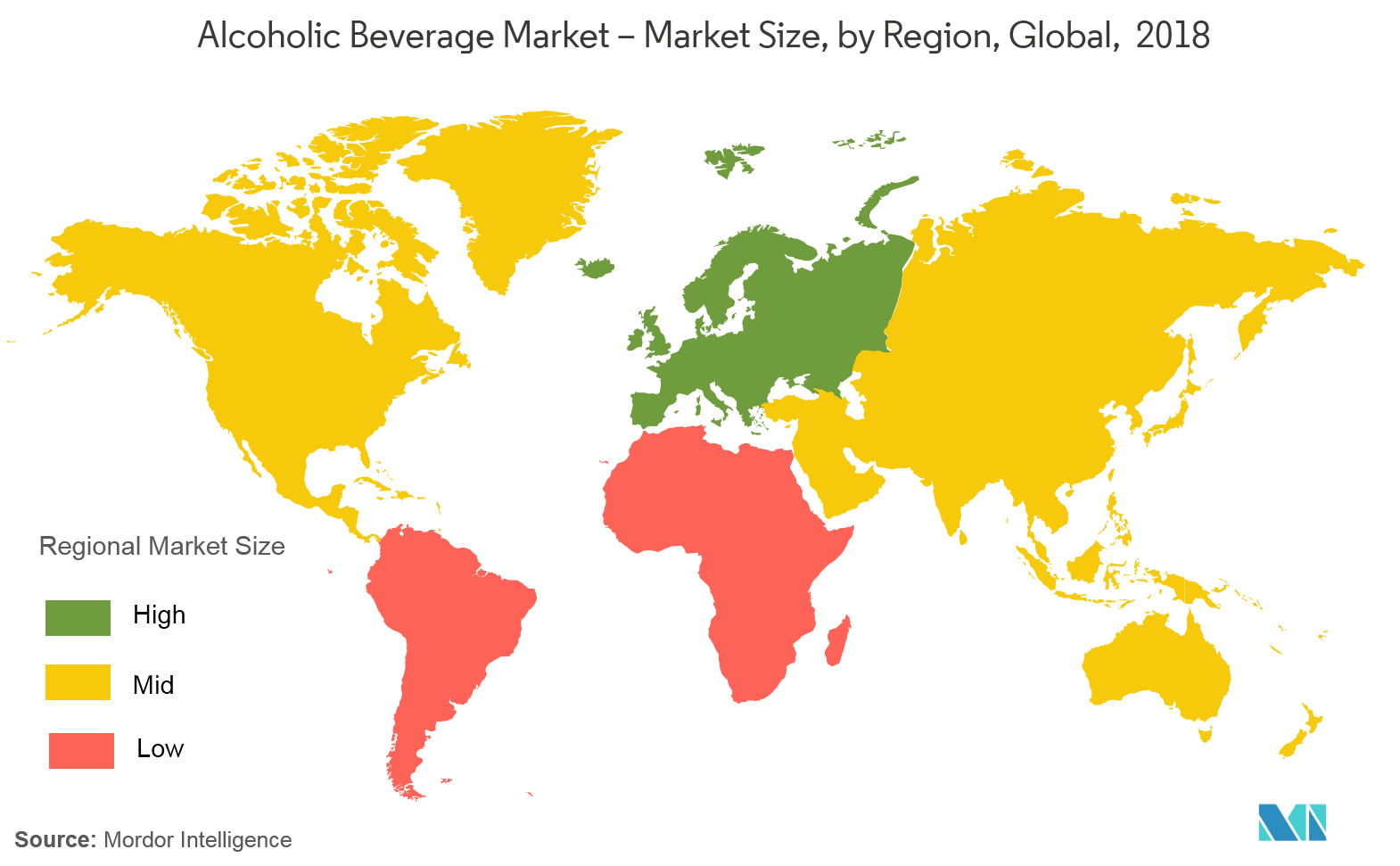 alcoholic beverage market