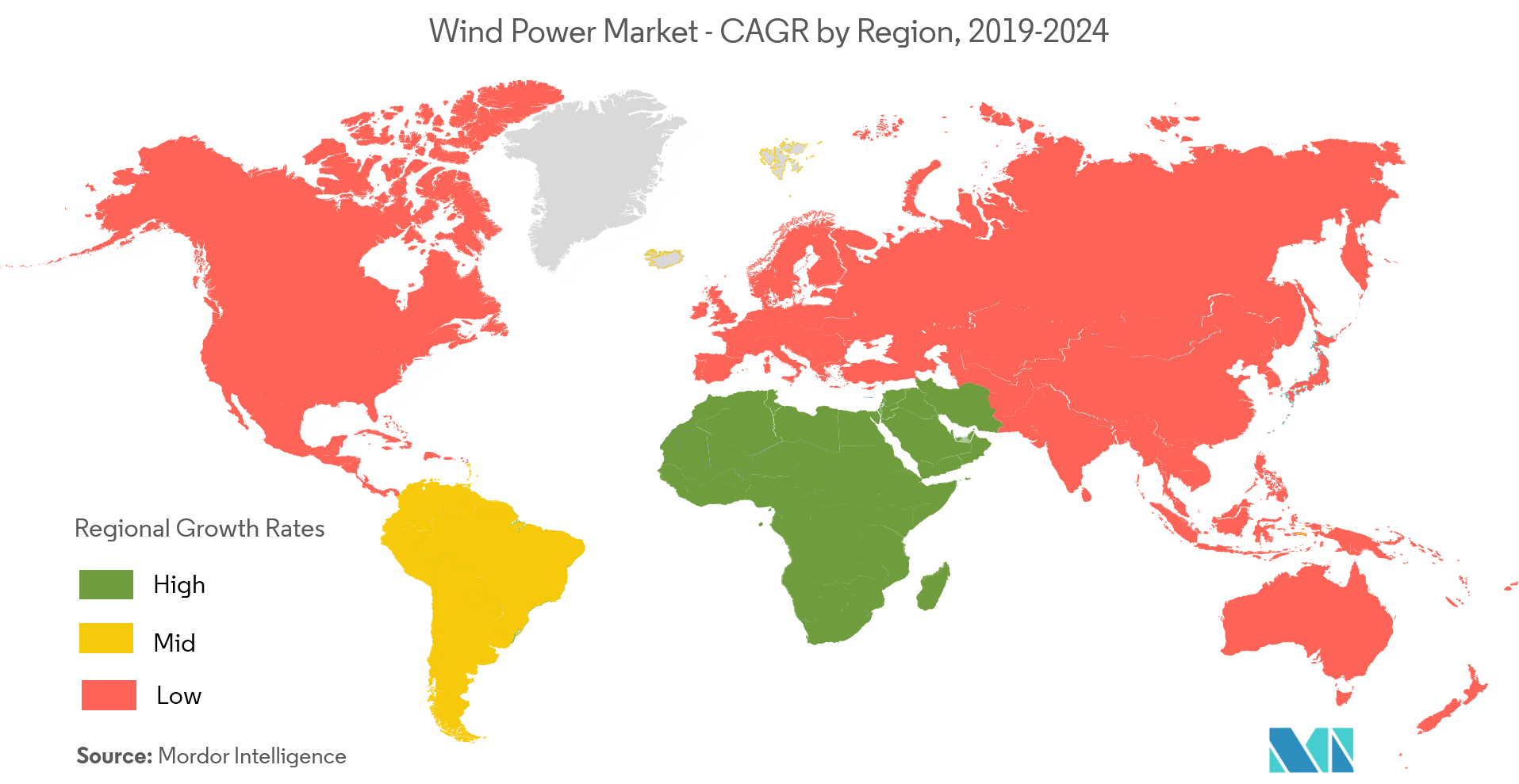 Wind Power Market - Regional
