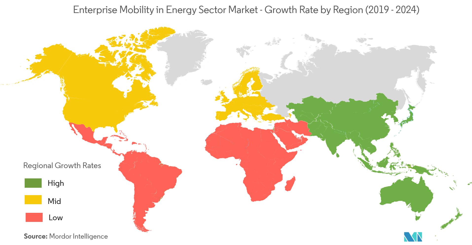 enterprise mobility in energy sector industry