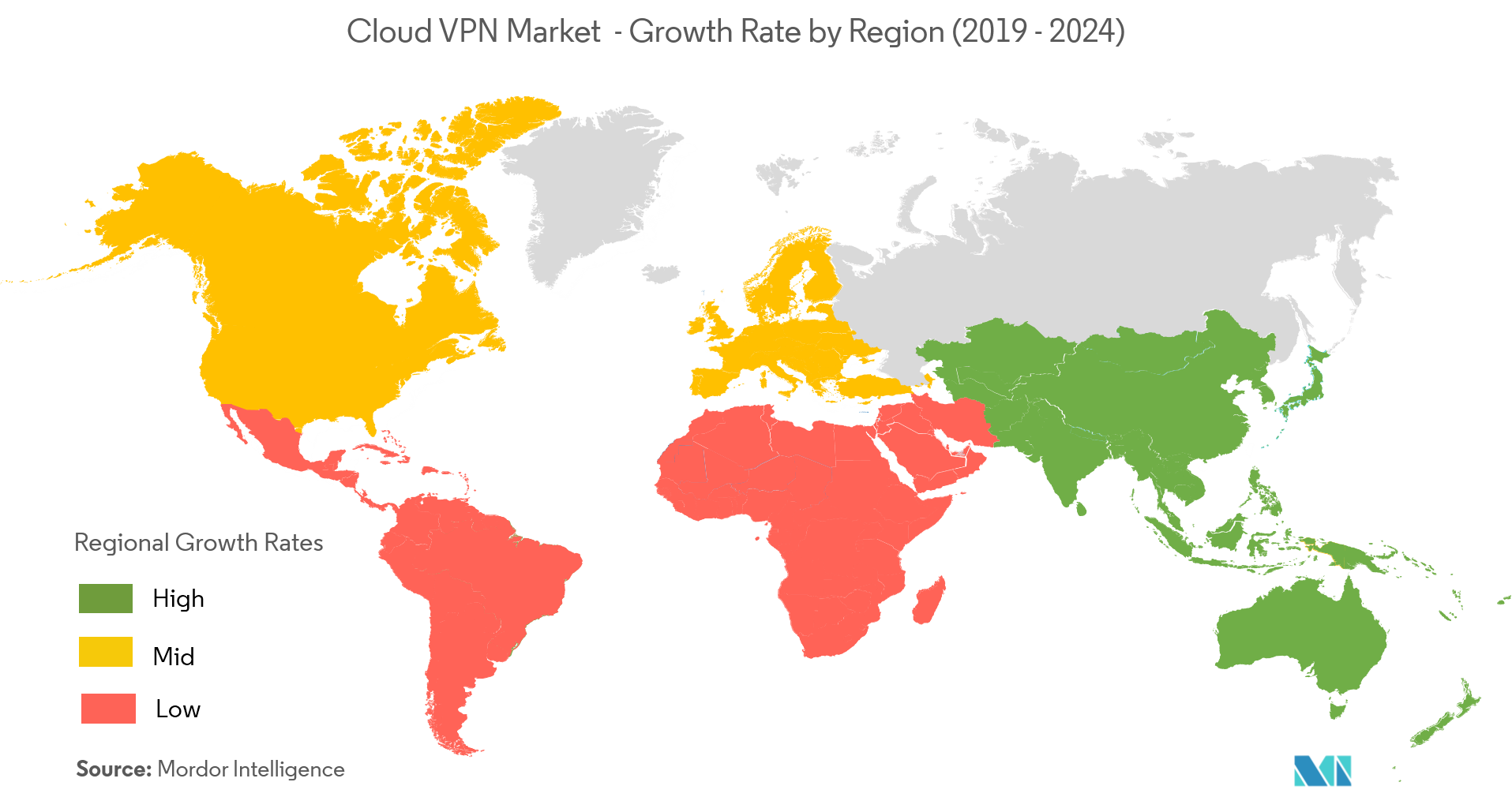 cloud vpn services market
