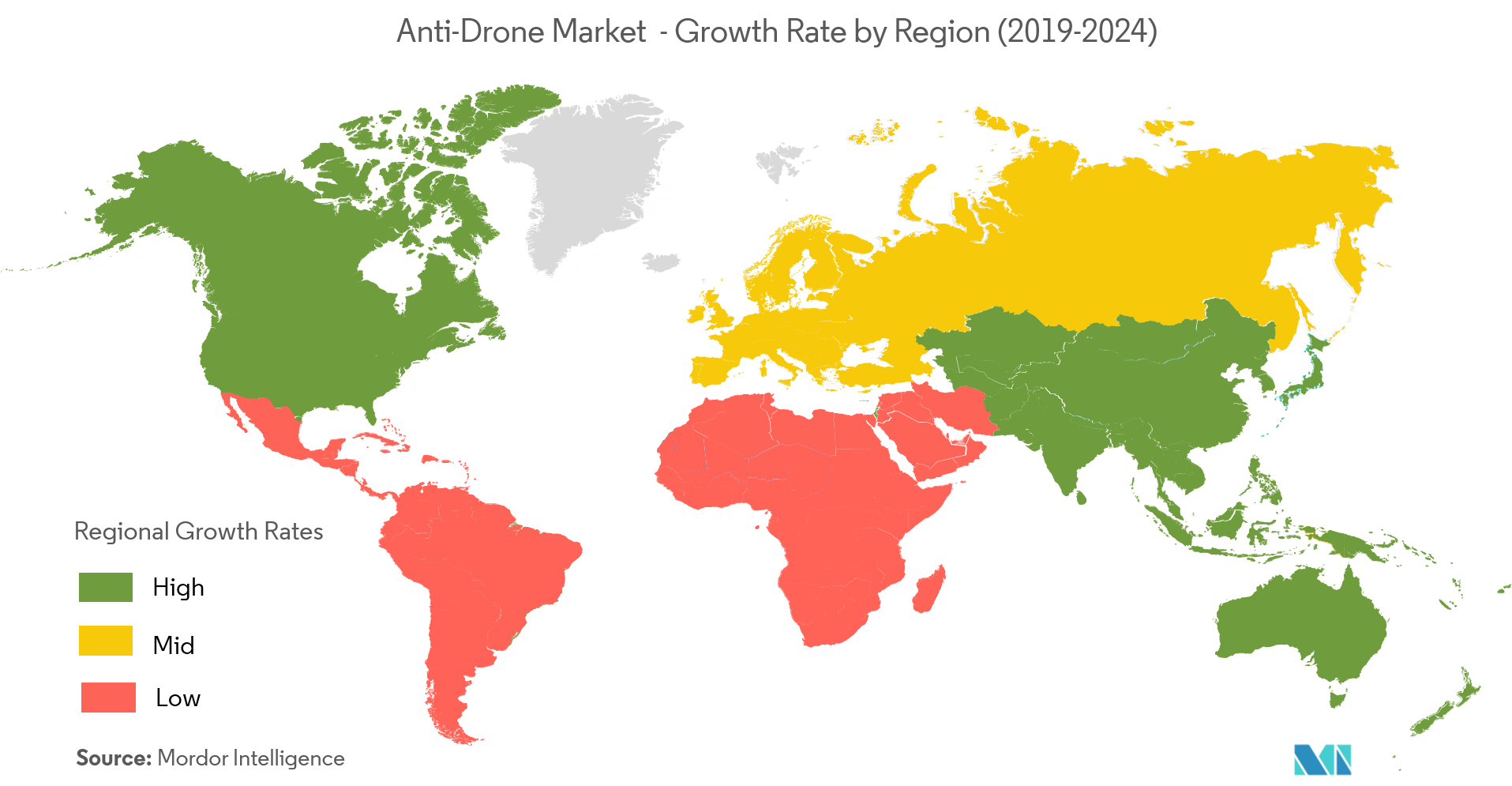 anti-drone geography