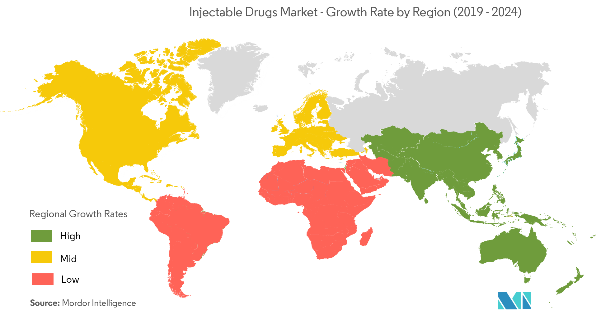 Injectable Drugs Market - 3