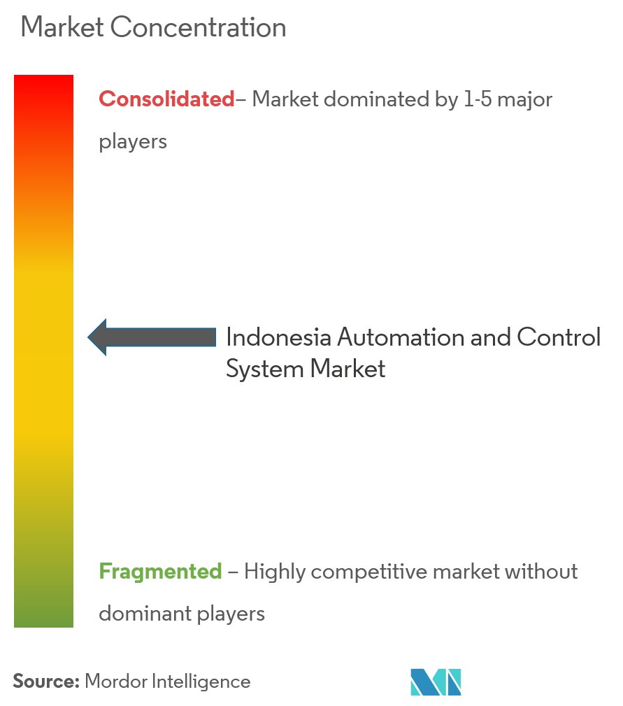 Indonesia Automation and Control System Market Analysis