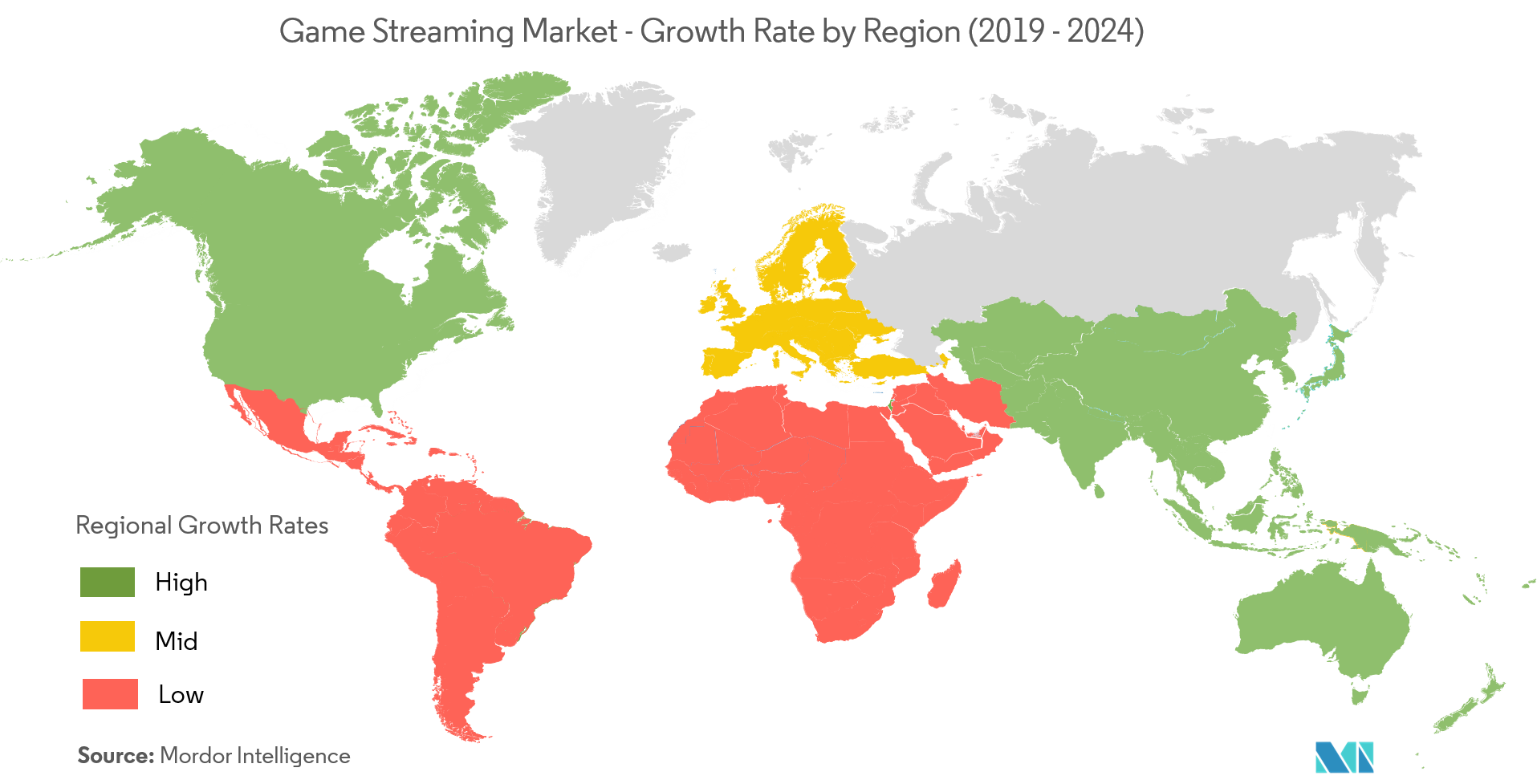 Game Streaming Market Growth