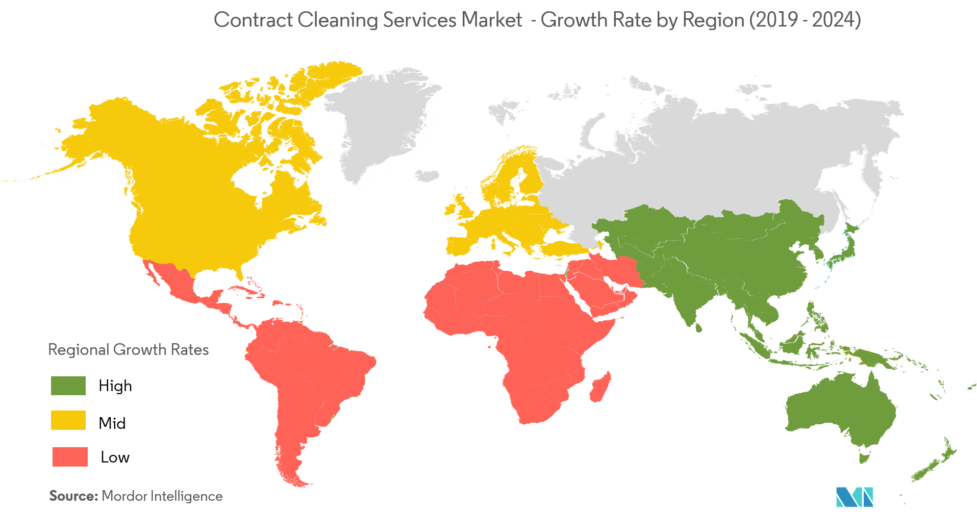 Contract Cleaning Services Market Growth Rate