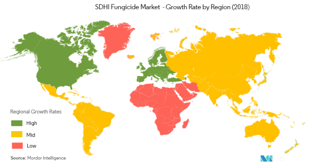 Global SDHI Fungicide Market   Growth, Trends, and Forecast