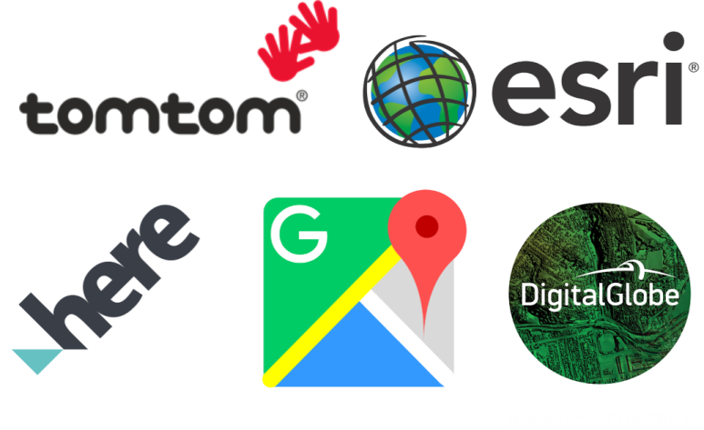 Digital Map Market l Growth, Trend, and Forecast (2019 - 2024)